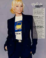 Glamour Magazine Model Taxi Tee.png