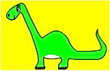 Dinosaur Single Green Bro.jpg