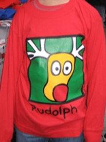Rudolph LS Tee