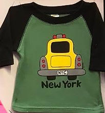 NYC Baseball Green & Black Taxi Tee.jpg