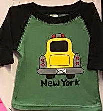 NYC Baseball Green & Black Taxi Tee.jpg