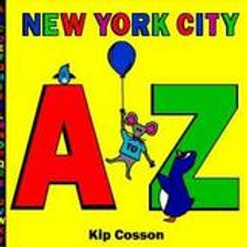 New York City A to Z - Children's Book
