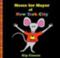 AA Book Meece For Mayor of New York CIty