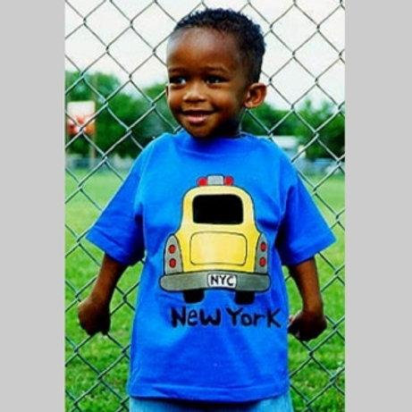 #101 NYC Taxi SS Tee