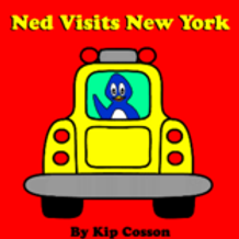 Ned Visits New York - Children's Book