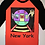 Thumbnail: NYC Subway 3/4 Toddler Youth Raglan Tee