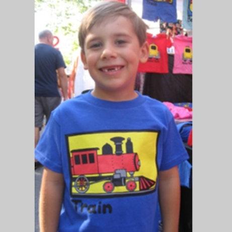 Train SS Tee Shirt