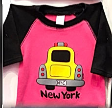 NYC Pink & Black Baseball Tee.jpg