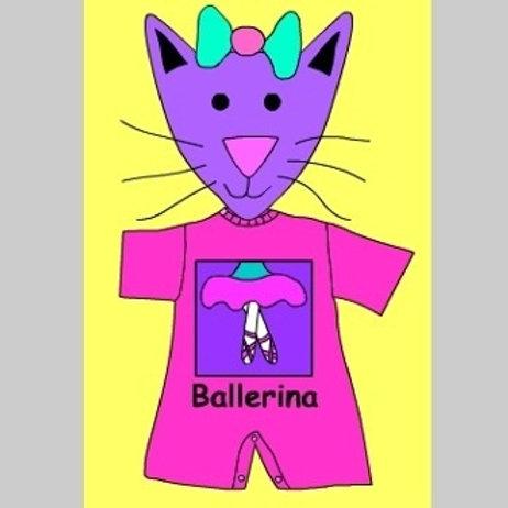 Ballerina SS Romper