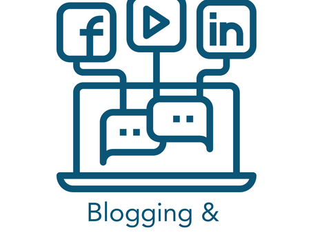 The magic combination of blogging and social media