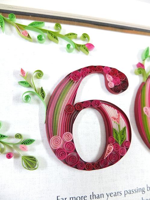 60th. Birthday