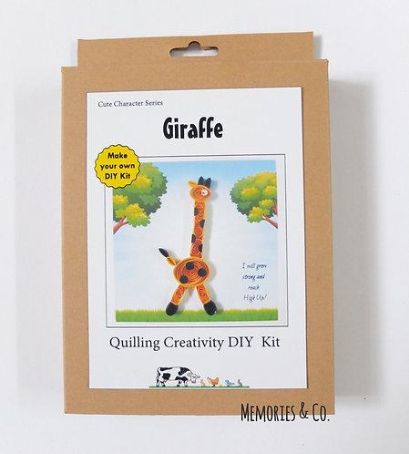 DIY Kit - Giraffe