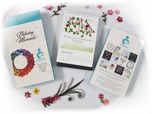 Defining Moments Calendar