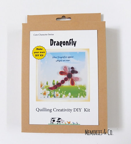 DIY Kit - Dragonfly