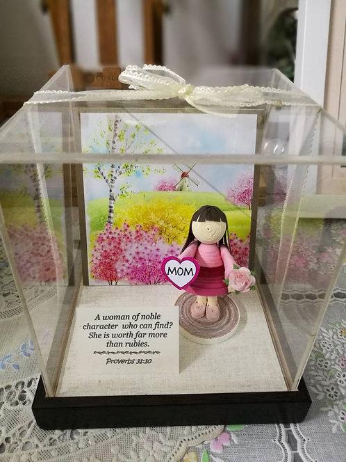 Figurine Pink Princess