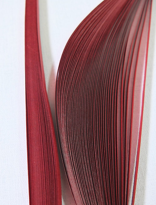 Quilling Paper - Dark Red