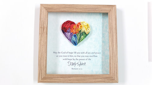 Mini Hearts : Rainbow