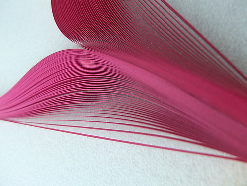 Quilling Paper - Violet Red