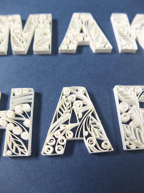 Typography Elegance