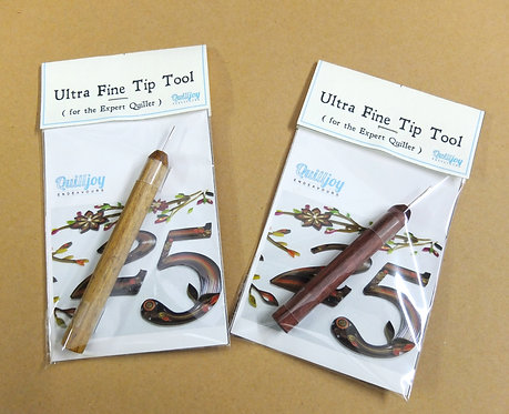 Ultra Fine Tip Slotted Tool