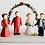 Thumbnail: Wedding Couple - Oriental 新婚夫婦