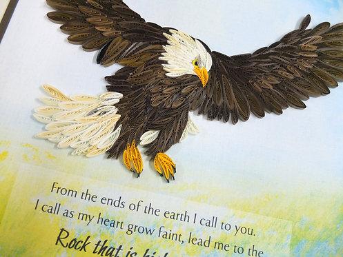 Eagle - Psalm 61:2
