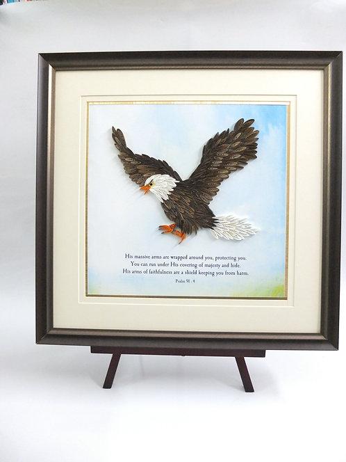 Eagle - Psalm 91:4