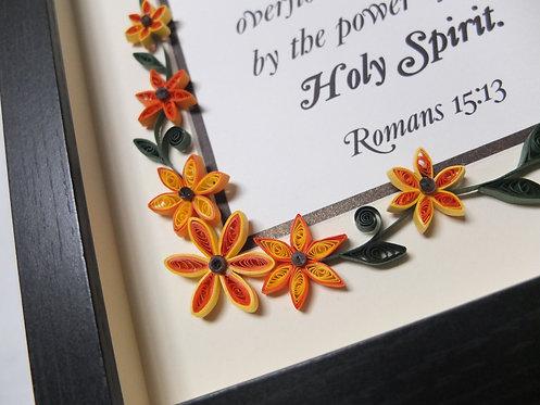 Floral Series 8R - Sunshine