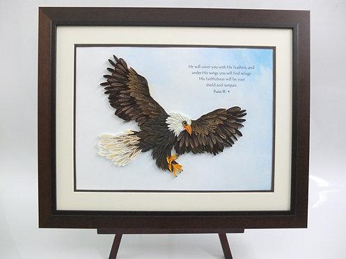 Eagle - Wings Shield