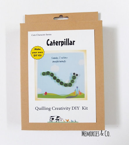 DIY Kit -Caterpillar
