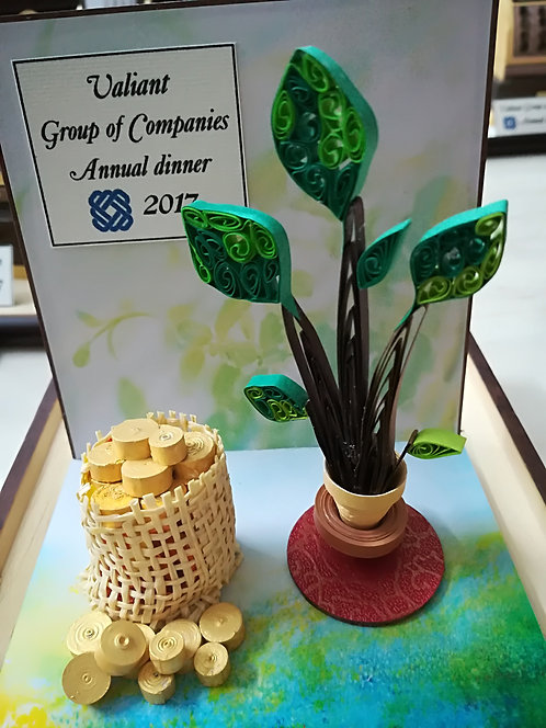 Pot of Gold Prosperity 繁榮罐金