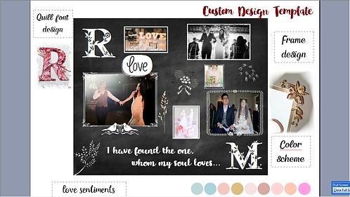 Photo Collage Board