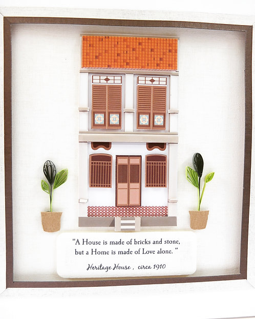 Heritage Series - Heritage Home