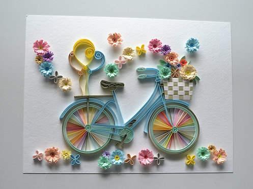 Bicycle Romantique