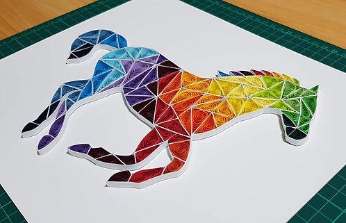 Rainbow Stallion