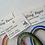 Thumbnail: Quilling Paper - Blue Spectrum