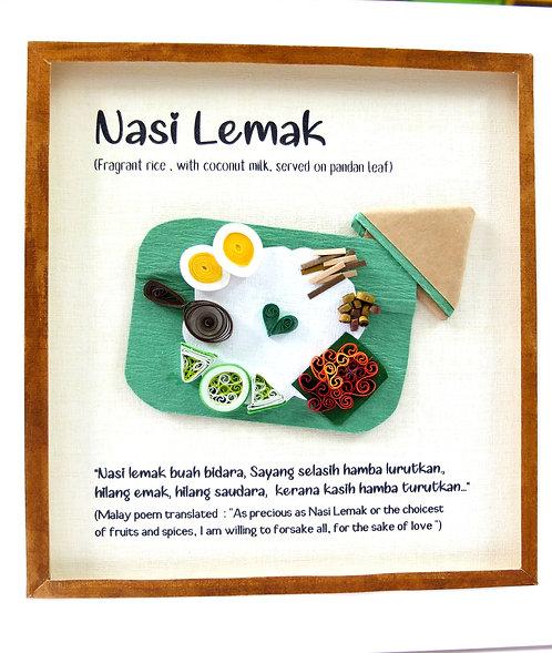 Heritage Series - Nasi Lemak Love