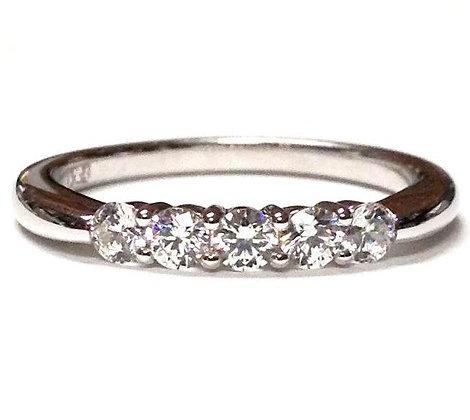 """Ashby"" Diamond Wedding Ring"
