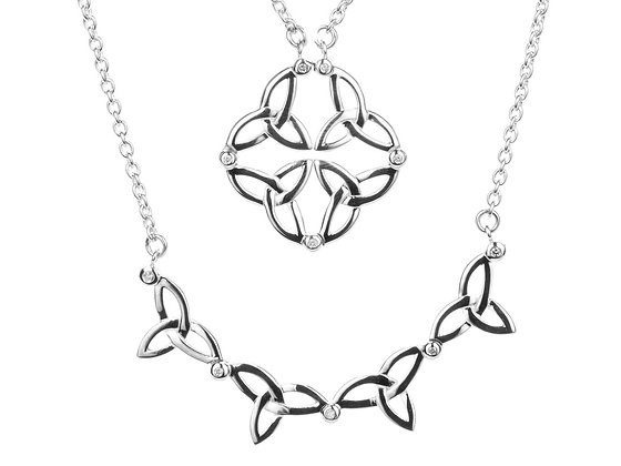"""""""Synergy"""" 2-in-1 Magnetic Necklace"""