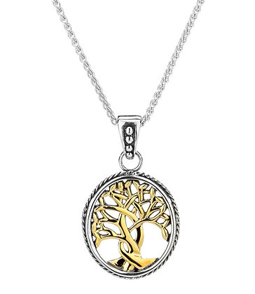"""""""Tree of Life"""" Small Necklace"""