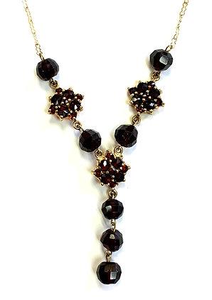 """Victorian-Style """"Y"""" Necklace"""
