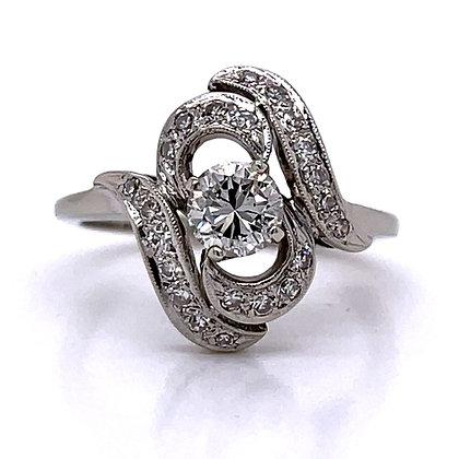 Estate Diamond Ring