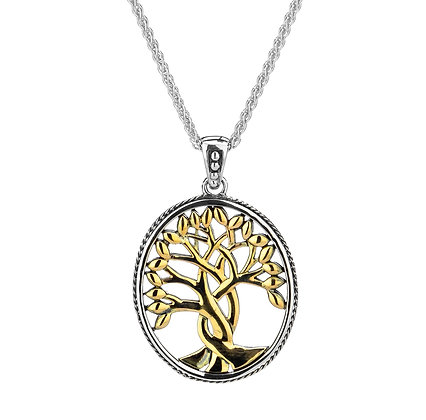 """""""Tree of Life"""" Necklace"""