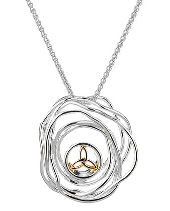 """""""Cradle of Life"""" Large Necklace"""