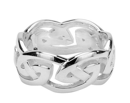 """""""Gowan"""" Eternity Knot Ring"""