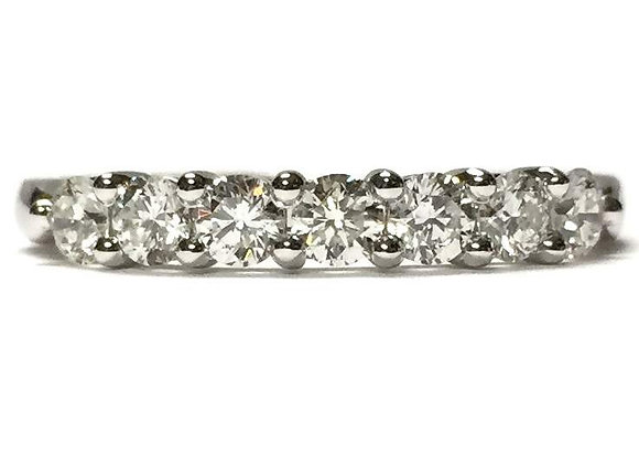 """Hazel"" Diamond Wedding Ring"