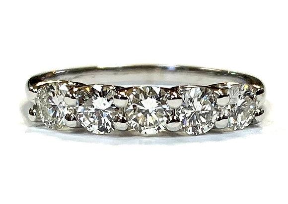 5-Stone Diamond Ring