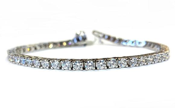 Diamond Tennis Bracelet - 5.00 Carats