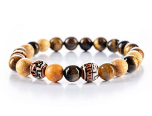 """Courage"" Gemstone Bracelet"