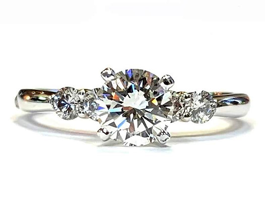 """Ashby"" Engagement Ring Mounting"